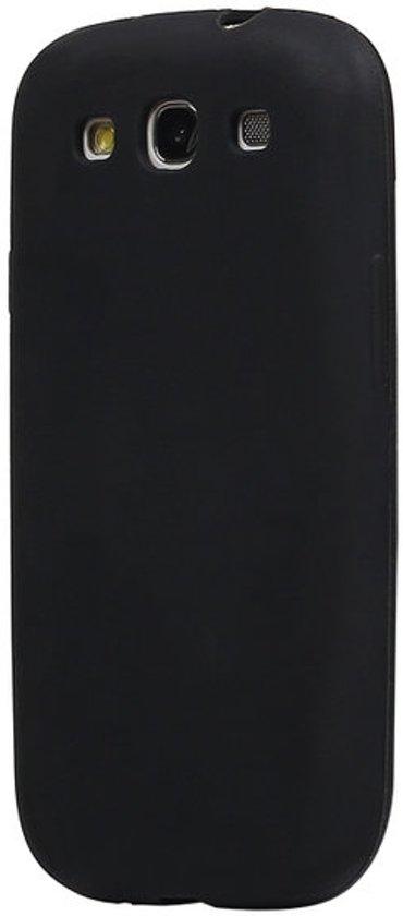 BestCases.nl Samsung Galaxy Grand Neo i9082 / i9060 TPU back case hoesje Zwart in Beverlo