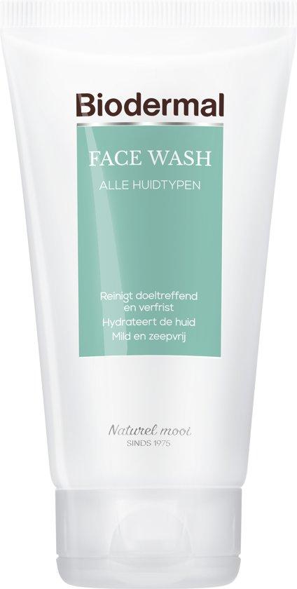 face wash tegen puistjes