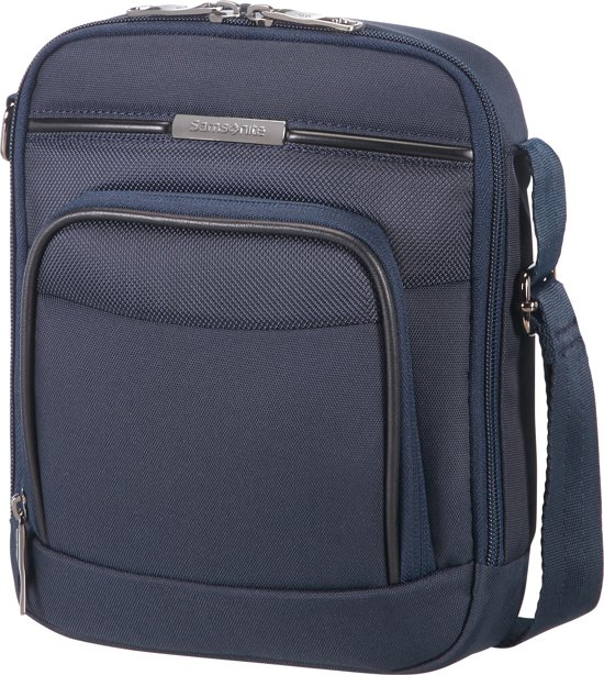 c631a1aeb5f Samsonite Tabletschoudertas - Desklite Tablet Crossover S 7.9 inch Blue