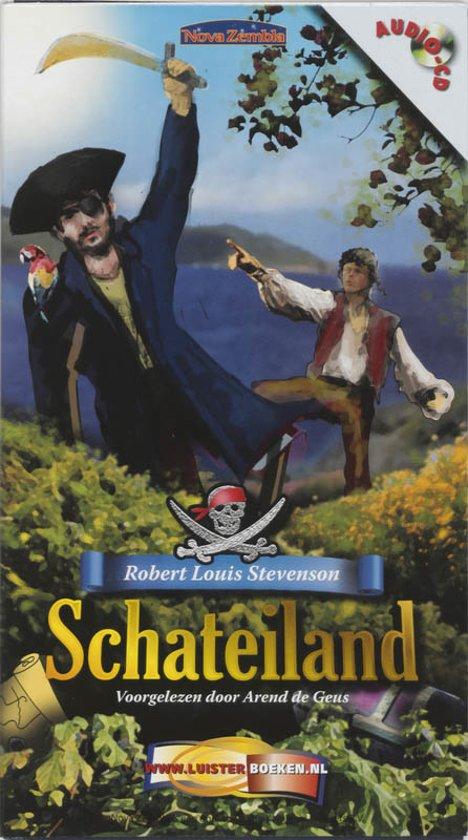 Nova Zembla-luisterboek - Schateiland