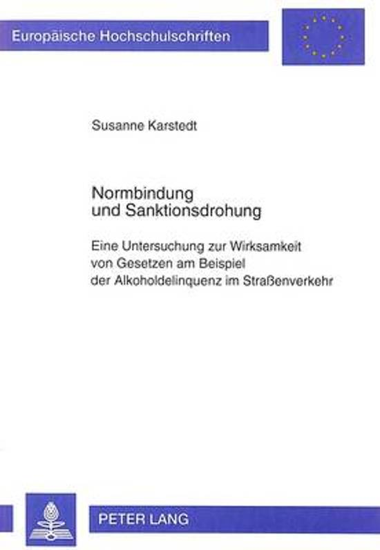 Normbindung Und Sanktionsdrohung