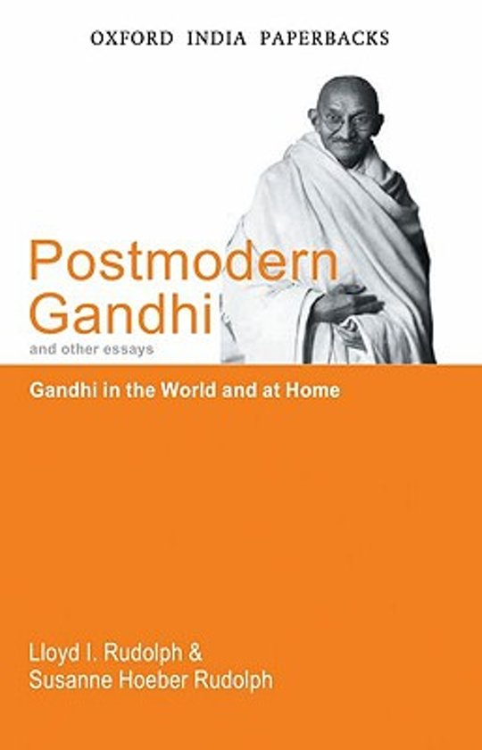 essays on gandhian politics Gandhi's moral politics (2018) edited by naren nanda (chairman, br nanda trust) is an upcoming book which includes essays from eminent gandhian.