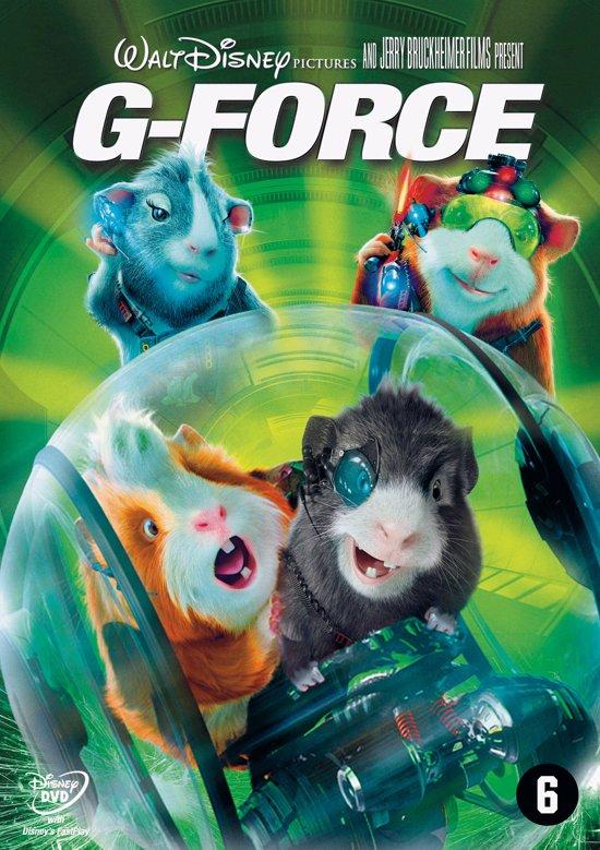 Cover van de film 'G-Force'