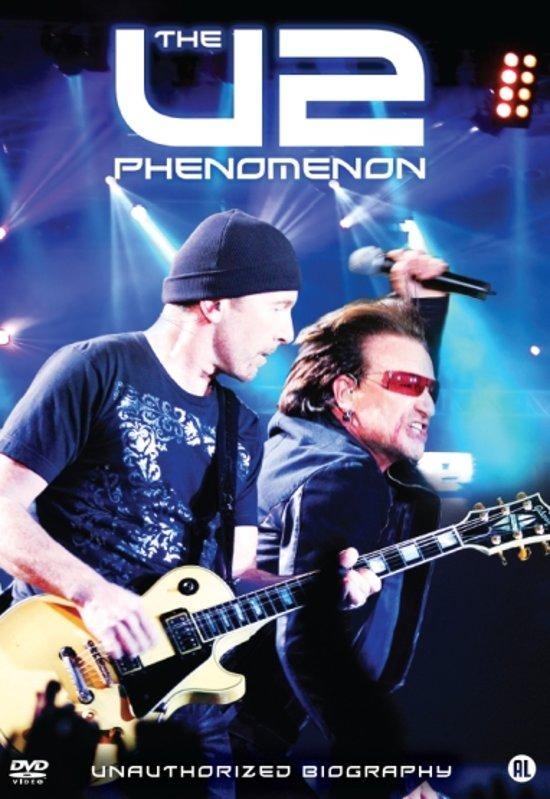 Cover van de film 'U2 - Phenomenon'