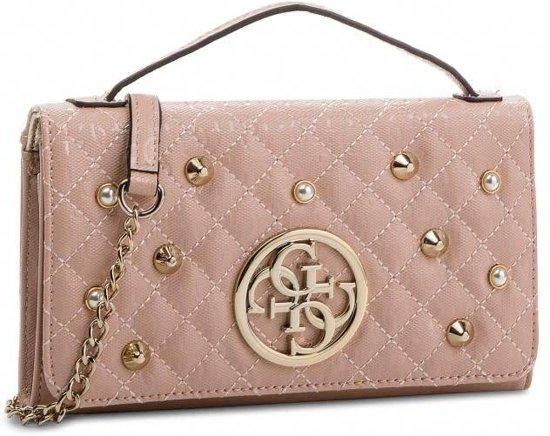 Guess tas Gioia wallet on a string - HWSG6989790ROS f2060d8122