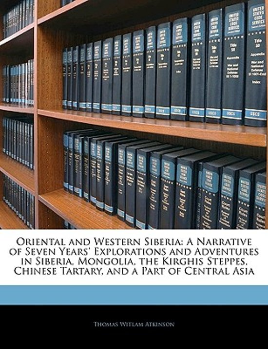 Oriental and Western Siberia