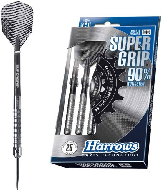 Harrows Steeltip Supergrip 26 GR - 90% Tungsten