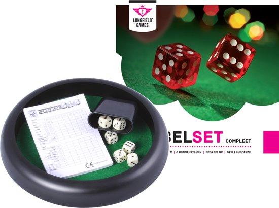 Afbeelding van het spel Longfield Games Dobbelset Compleet