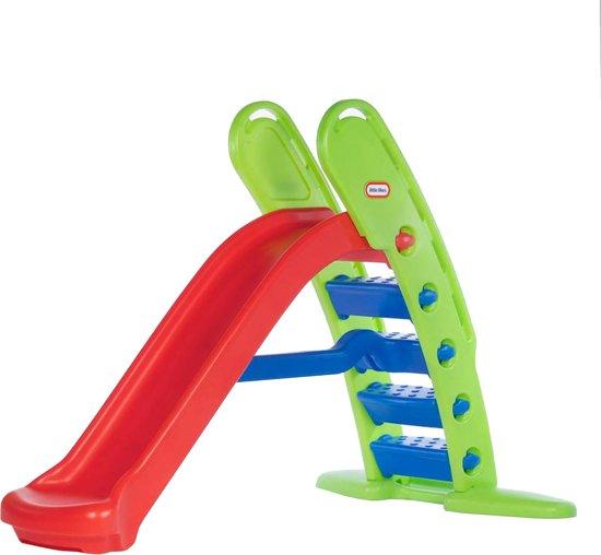 Onwijs bol.com | Little Tikes Reuze Glijbaan Blauw, Little Tikes | Speelgoed RF-73