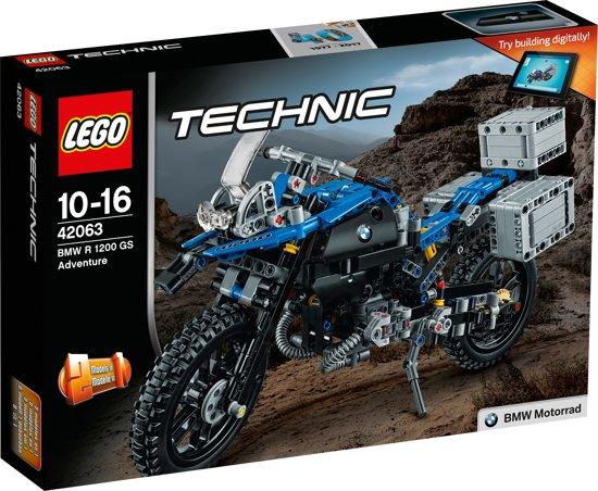 LEGO Technic BMW R 1200 GS Adventure - 42063