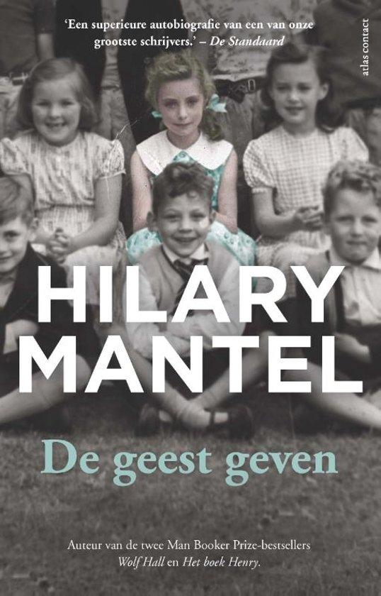 Hilary mantel boeken