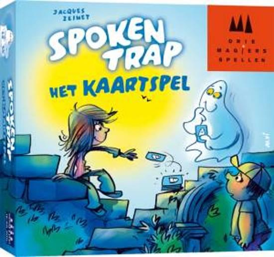 Afbeelding van het spel Spokentrap - Kaartspel