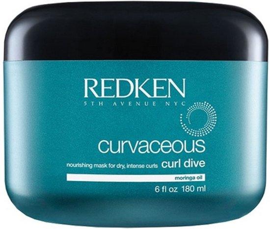 Redken Curvaceous Curl Dive 180ml haarmasker