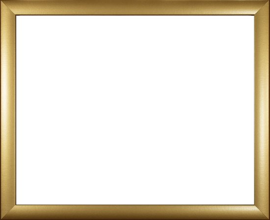 Homedecoration Colorado – Fotolijst – Fotomaat – 56 x 59 cm – goud mat