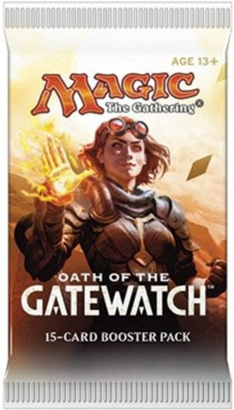 Afbeelding van het spel Magic the Gathering Oath of the Gatewatch Booster
