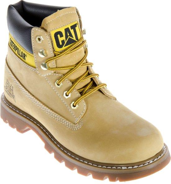 Caterpillar Colorado 6 Sneakers - Maat 41 - Mannen - bruin