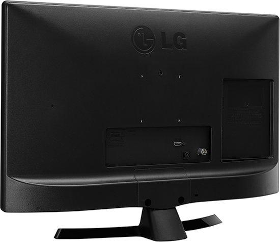 LG 24MT49DF 23.6'' HD LED Zwart computer monitor