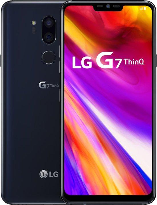 LG G7 - 64 GB - Zwart