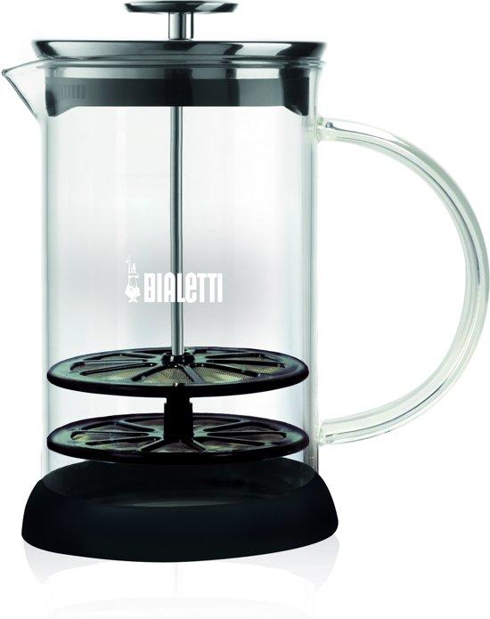 Bialetti Melkopschuimer - glas