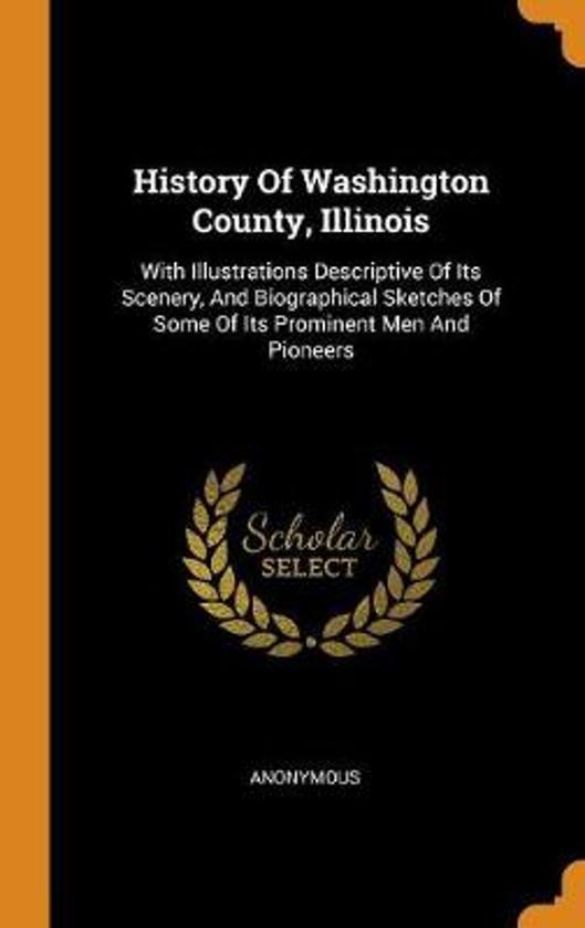 History of Washington County, Illinois