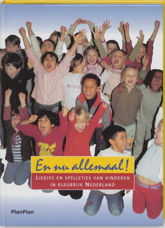 Cover van het boek 'En nu allemaal !' van  Onbekend