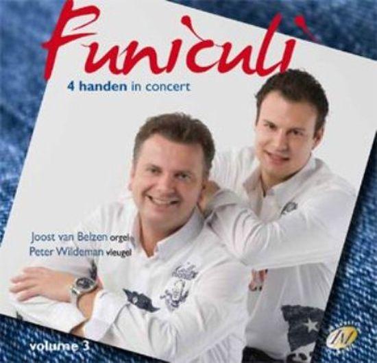 Funiculi - 4 Handen In Concert