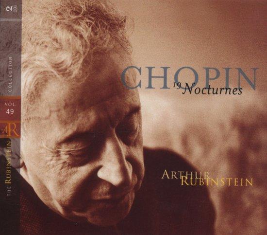 Rubinstein Collection Vol 49 - Chopin: Nocturnes