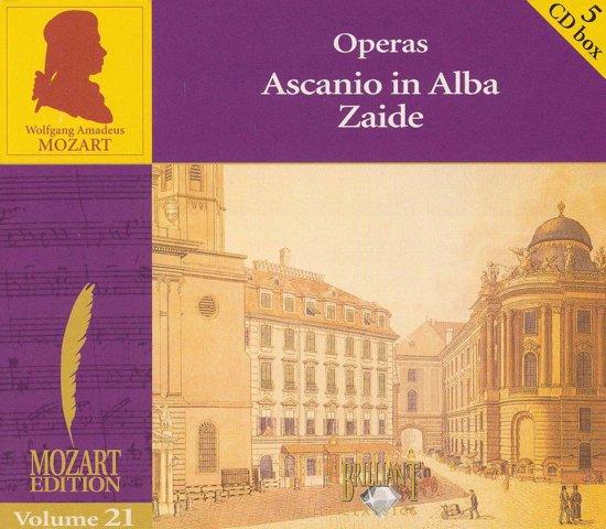 Mozart: Ascanio in Alba & Zaide