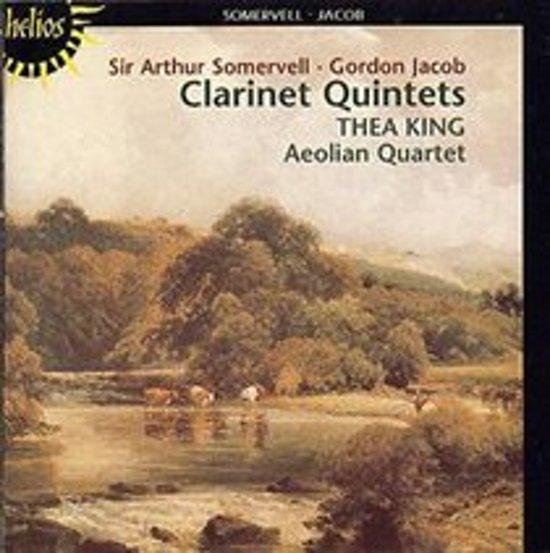 Somervell, Jacob: Clarinet Quintets