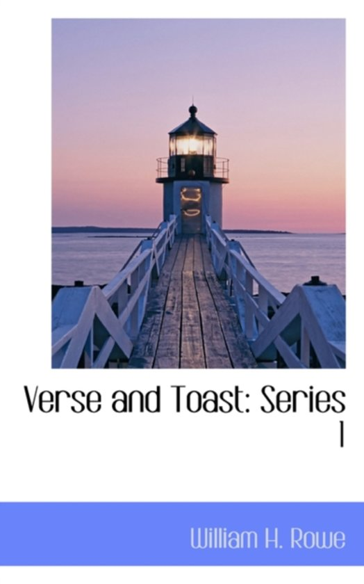 Verse and Toast