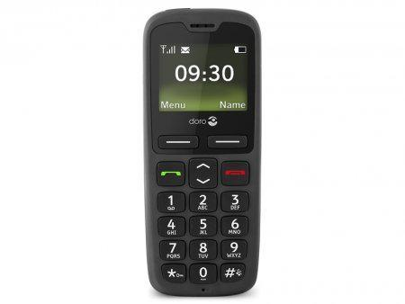 Comparer DORO PHONEEASY 505 NOIR