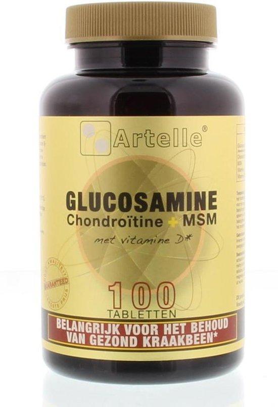 lucovitaal glucosamine chondroitine