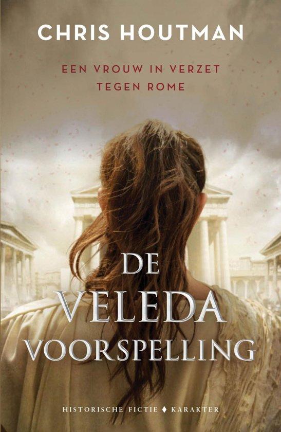 Boek cover De Veleda-voorspelling van Chris Houtman (Onbekend)