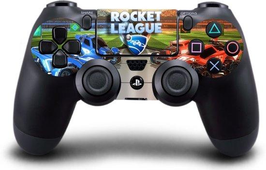Bol Com Rocket League Ps4 Controller Skin