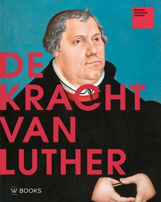Boek cover De kracht van Luther van Marcel Barnard (Paperback)