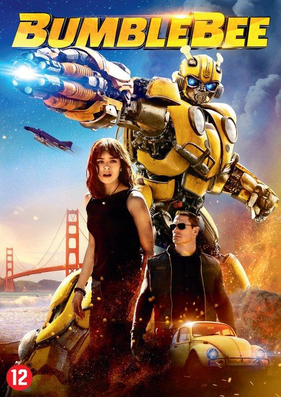 DVD cover van Transformers -Bumblebee