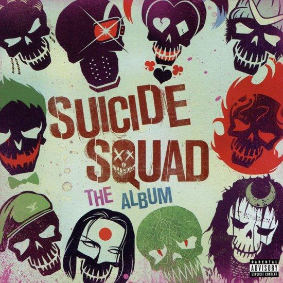 Suicide Squad: The Album (Original Soundtrack)
