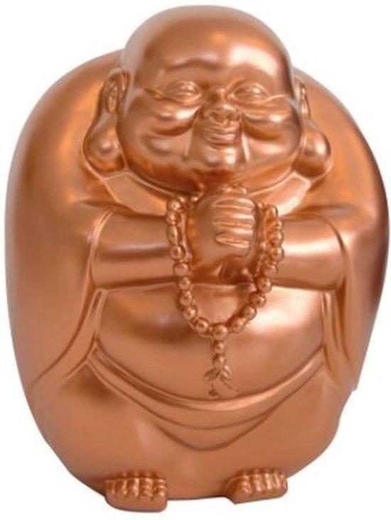 Invotis happy buddha spaarpot - Koper