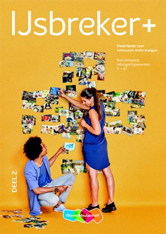 IJsbrekerPlus 1 (Basismodule) inclusief online leerplatform Werkboek
