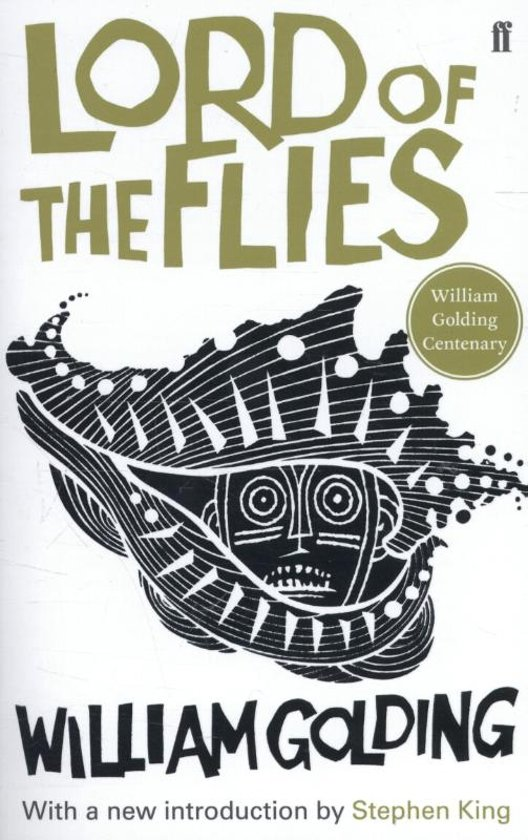 Boek cover Lord of the Flies van William Golding (Paperback)