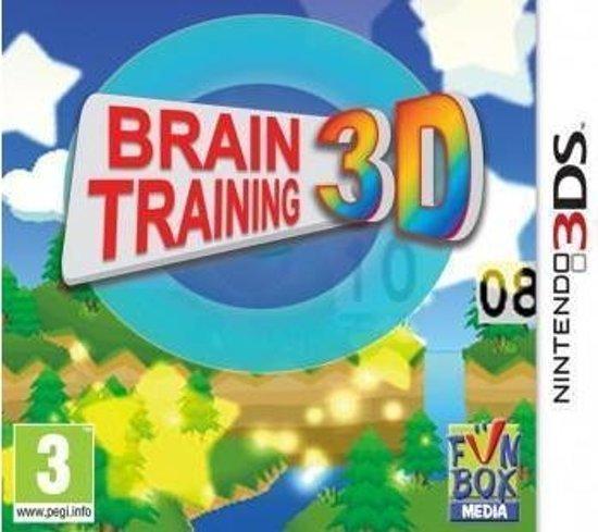 Brain Training 3d - 2DS + 3DS