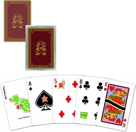 Afbeelding van het spel Playing Cards - Super Mario Dot Version (NAP01)