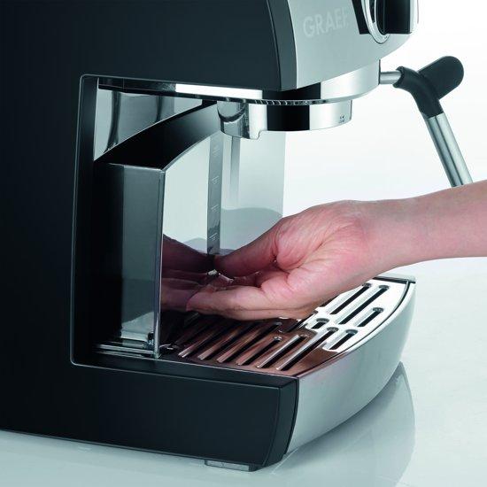 Graef Halfautomatische Espressomachine Es702 Pivalla Nespresso®