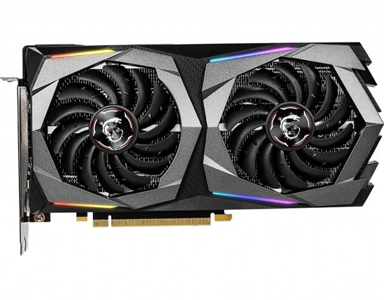 MSI Geforce 6GB D6 RTX 2060 Gaming Z 6G