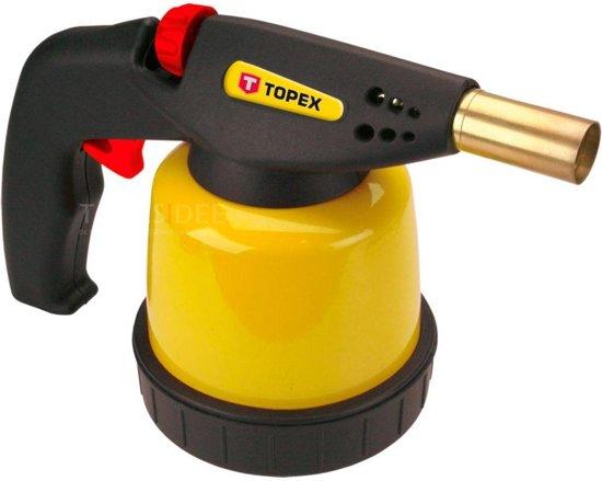 Topex Gasbrander Piezo