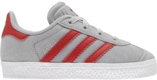 brand new c50c5 754d6 Adidas Jongens Sneakers Gazelle Kids - Grijs - Maat 25
