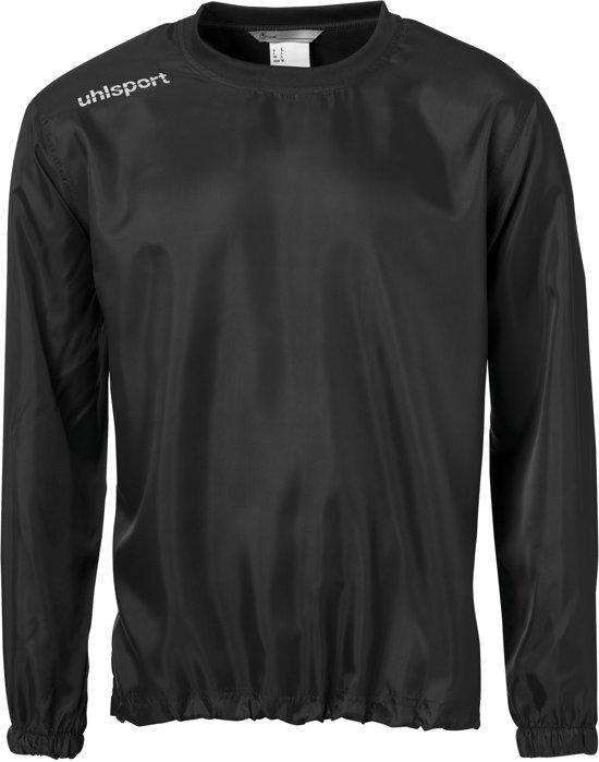 Uhlsport Essential Windbreaker Senior Sportjas performance - Maat 128  - Unisex - zwart