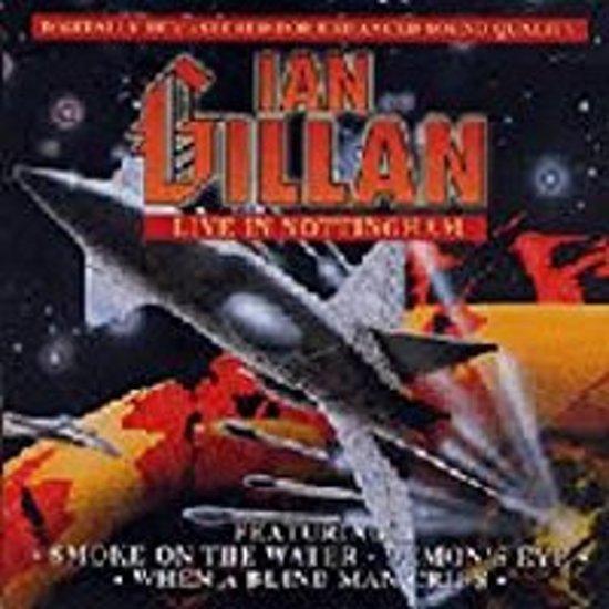 Ian Gillan Live in Nottingham