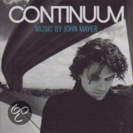 Continuum + DVD