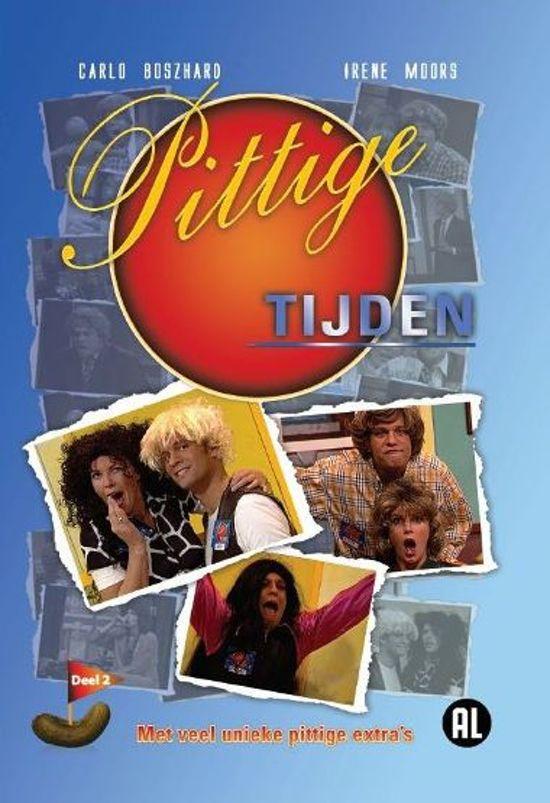 Cover van de film 'Pittige Tijden'